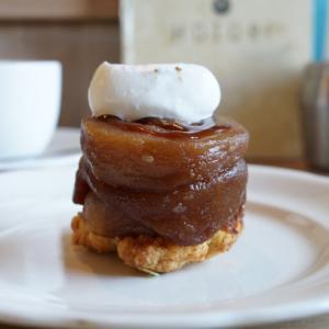 渋谷カフェ:HOTORi(ホトリ)coffee&food|タルトタタンとフレンチロースト
