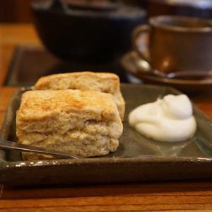 府中カフェ:珈琲屋マロコ|プレーンスコーンふたつ、ふちゅうブレンド