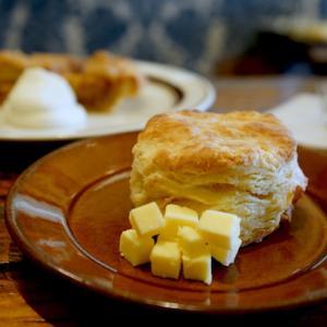 仙川カフェ:Good Company The American Pie|バターミルクビスケット