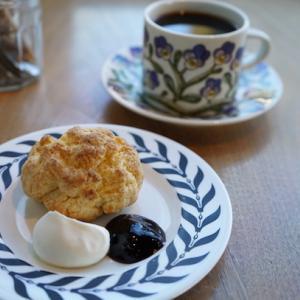 目黒カフェ:Jubilee Coffee and Roaster スコーンとジュビリーブレンド