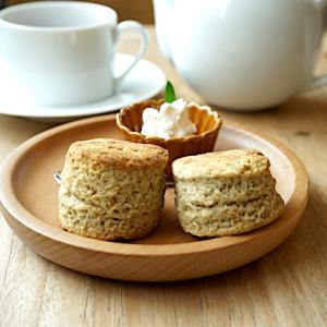 新小岩 カフェ:cafeマチノ木|全粒粉のスコーン(アールグレイ)