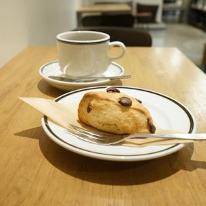 四ツ谷カフェ:4/4seasons coffee オールシーズンズコーヒー|チョコレートスコーン
