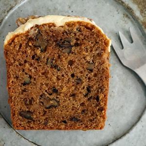 【テイクアウト】お花茶屋『おやつ屋マムマル』さんのキャロットケーキ