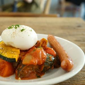 西馬込カフェ:yohak(ヨハク)|ラストスパート!ラタトゥイユは9月で終了予定です