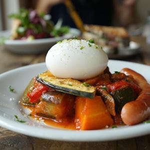 西馬込カフェ:yohak|最高に楽しくて美味しいラストラタトゥイユ♡