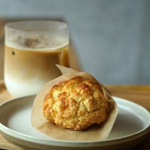 用賀カフェ:STAN COFFEE AND BAKE|スコーン&アイスカフェラテ