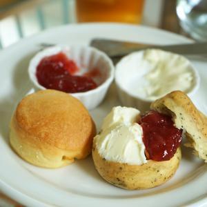【超話題!】永福町カフェ:the BAKE HOUSE スコーン&アイスアールグレイティー