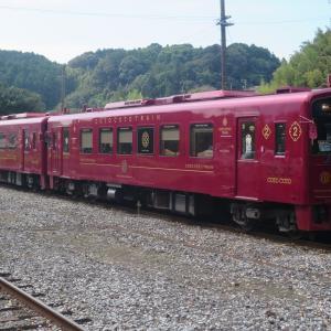 【旅】観光列車「ことこと列車」(へいちく)に乗ってきた⑦(油須原→行橋駅)