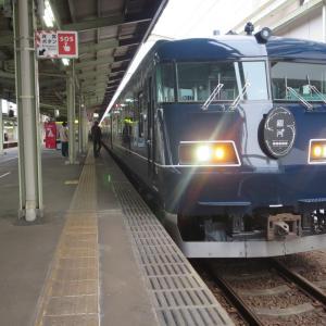 【鉄】WEST EXPRESS 銀河でプレミアルーム 乗車記 ②【出雲市→大阪】