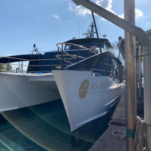 【船】Sea Spica(シースピカ)・東向き航路に乗って瀬戸内を遊覧観光④