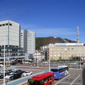 二葉山を描いて、駅北散歩