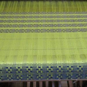 機織り、迷走中