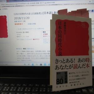 「日本の同時代小説」 斎藤美奈子
