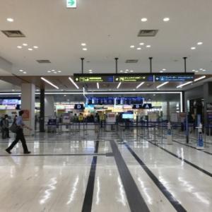 沖縄・着陸機が見える素敵なホテル