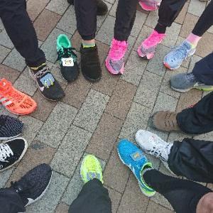 大阪マラソン2019 ~ 「知らんけど」で諦めたスタート前のトイレ