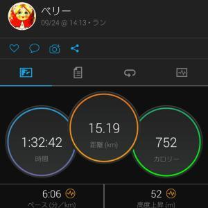 90分ジョグと「別大チャレンジ2021(仮称)」