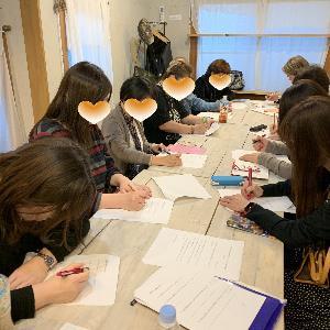 奈良で占い師の質問勉強会とパワースポットツアーを開催しました!
