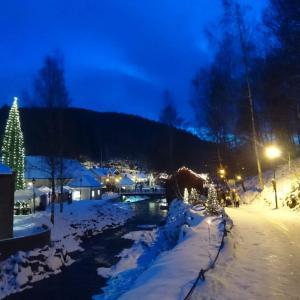 クリスマスマーケット。