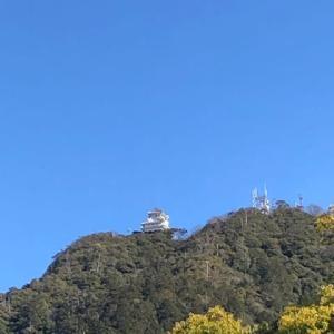 岐阜城へ行ってきました