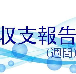 【収支報告】2020/08/03週のトータル収支は+55,970円
