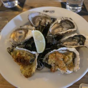 アイルランド キルコルガンで牡蠣リベンジ!!