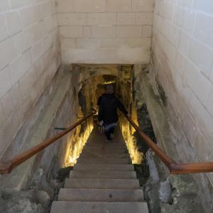 マルタ ラバトの地下墳墓のダンジョン感