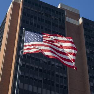 アメリカ フィラデルフィアの街並み