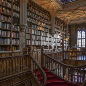 ポルトガル 行列の出来るレロ・イ・イルマオン書店