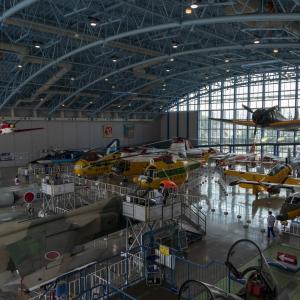 日本一周 静岡 入館無料 航空自衛隊 浜松広報館が良かった