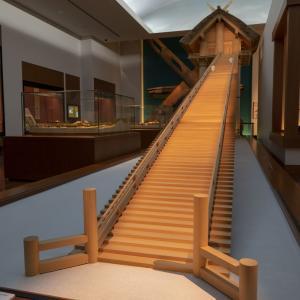 日本一周 島根 古代出雲歴史博物館の国宝所蔵量が半端ない
