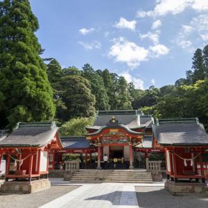 日本一周 鹿児島 坂本龍馬も新婚旅行で来た霧島神宮