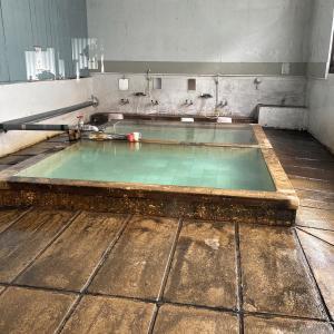 日本一周 長崎 ノスタルジックな雰囲気 脇浜温泉浴場