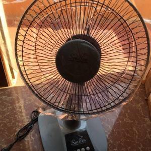 カンボジアで扇風機とケトルと照明を購入する!