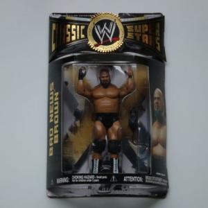 WWE 2006 CLASSIC SUPERSTARS #13 BAD NEWS BROWN (バッド・ニュース・ブラウン)フィギュア