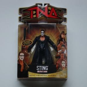 TNA 2006 MARVELTOYS  STING With Bat & Jacket スティング