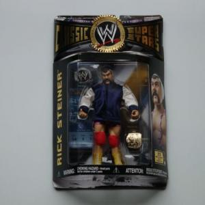 WWE 2006 CLASSIC SUPERSTARS COLLECTOR SERIES #11RICK STEINER (リック・スタイナー)フィギュア