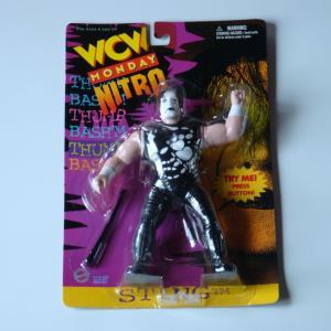WCW 1997 TOY MAKERS MONDAY NITRO STING スティング