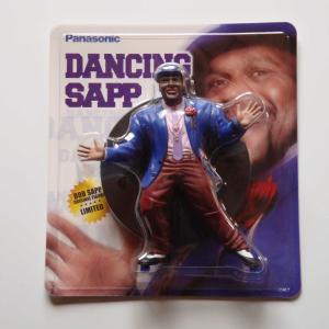 Panasonic DANCING SAPP・ボブ・サップ フィギュア