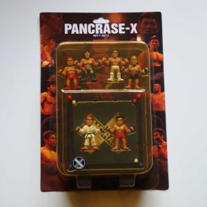 PANCRASE-X SET1・SET2 パンクラス10周年記念フィギュアセット