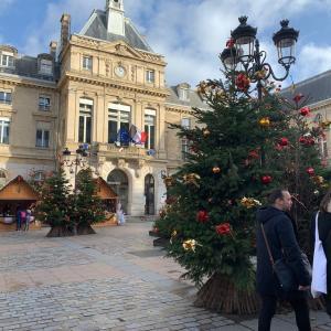 ★☆★ パリのクリスマスとストライキ ★☆★