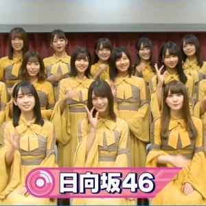 【日向坂46】 CDTVに登場!「ゲストライブ」こんなに好きになっちゃっていいの?