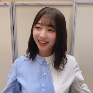 【日向坂46】富田鈴花、「ブログ」デコ出しすーじーめっちゃかわいい
