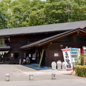 【古河】大公園の中にある素敵な蕎麦屋 「ねいぶる庵(古河市)」