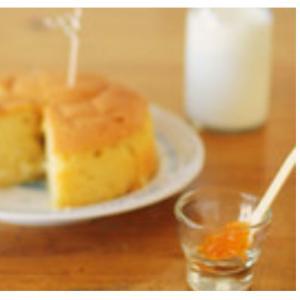 【超簡單!軟綿綿的海綿蛋糕食譜分享】新手必備!~
