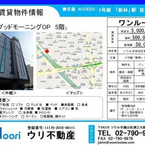 ★ウリハウジング★2号線「新林」徒歩7分!!静かな住宅街の物件!