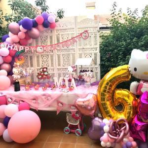 可愛すぎ&完成度高すぎ♡ 〜家でやる誕生日会がこれってどゆこと?〜