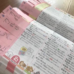 【4歳】辞書引き学習〜マイペースに続けて、やっと200番〜