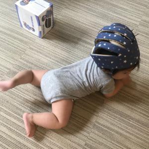 【生後7か月】頭をぶつけまくる!!~赤ちゃんの安全対策~