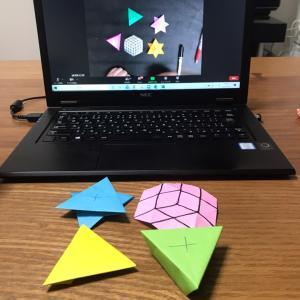魔法の折り紙教室に参加しました♪〜遊びながら算数脳をつくる〜