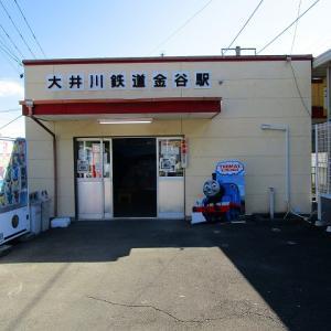 大井川鐵道 臨時編成中